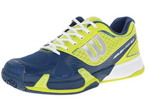 Wilson Men's Rush Pro 2.0 Tennis Shoe