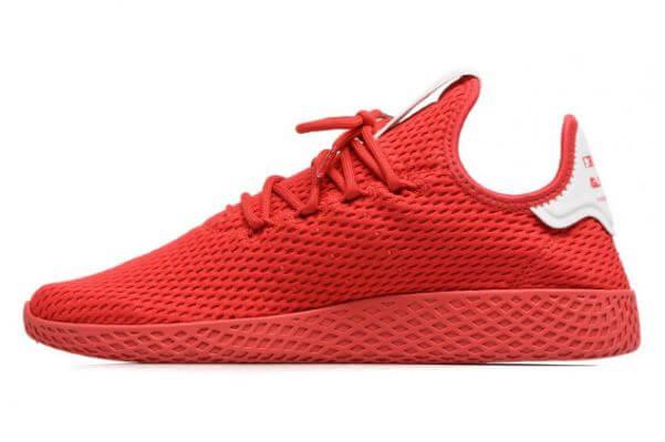 Adidas Men's Pharrell Williams HU Tennis Shoe