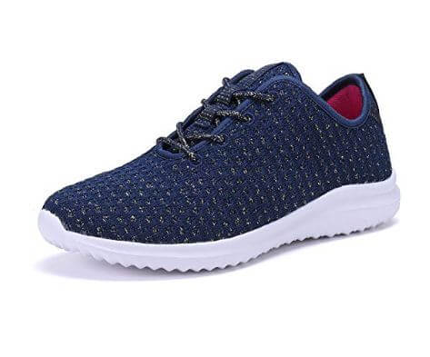 YILAN Women's Fashion Sneakers Breathable Sport Shoes