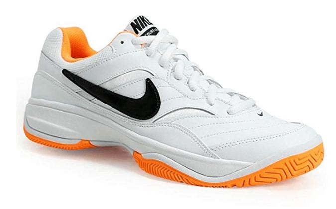 Nike men court lite tennis shoe