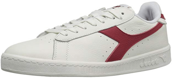 Diadora Men's Game L Low Waxed Court Shoe